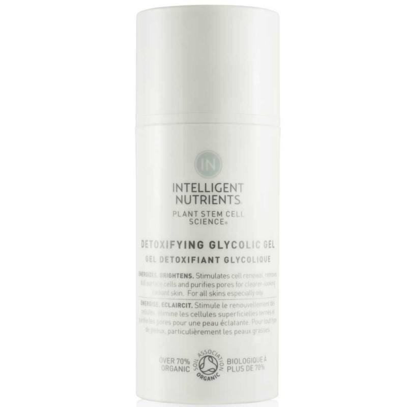 Intelligent Nutrients Detoxifying Glycolic Gel 100 ml