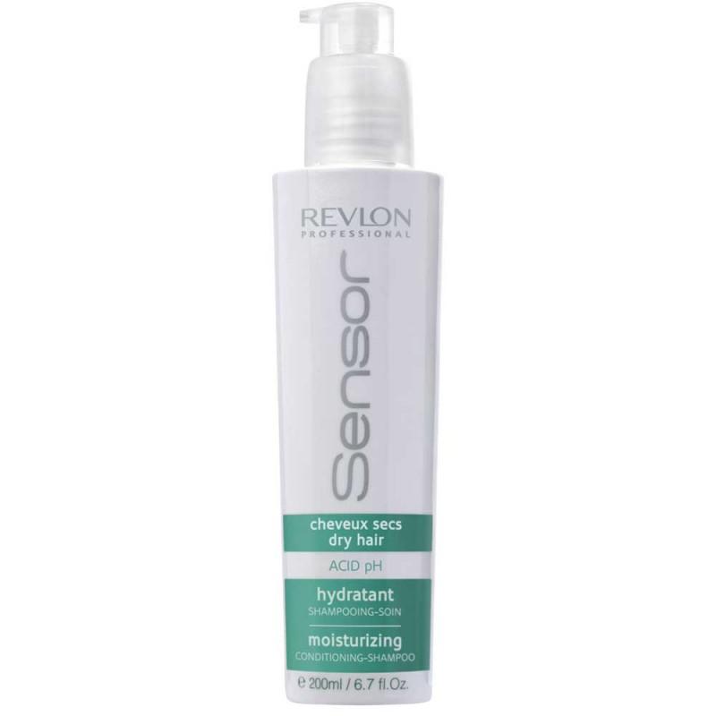 Revlon Sensor Moisturizing Shampoo 200 ml