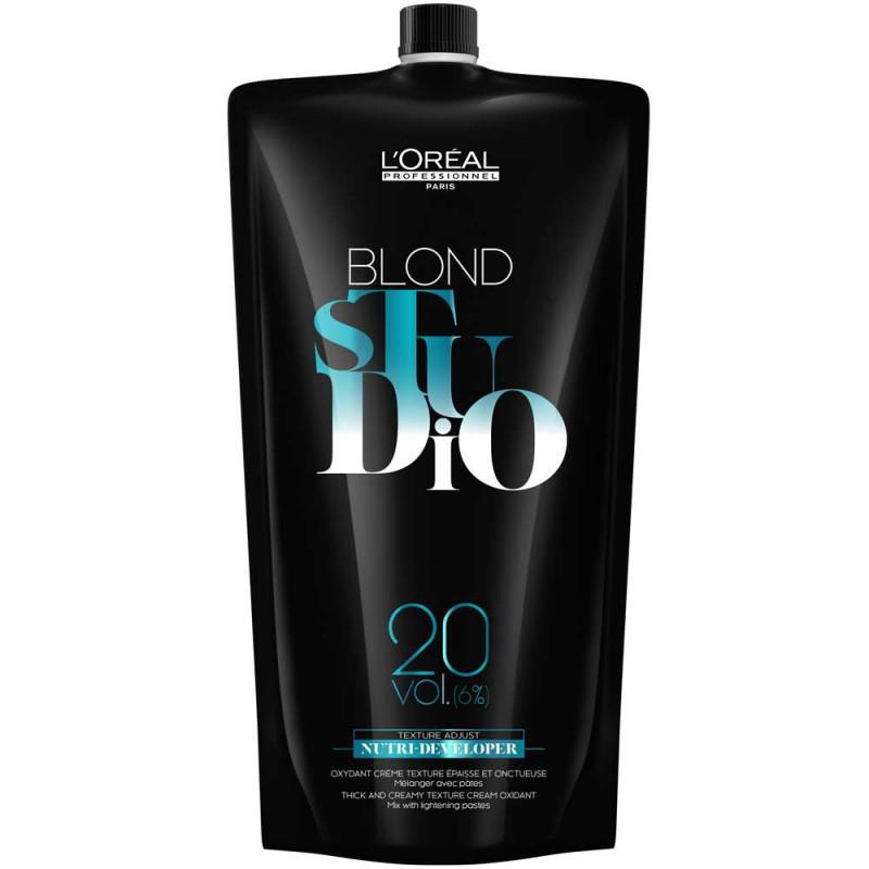 L'oreal Blond Studio Nutri-Developpeur 6%,1000 ml