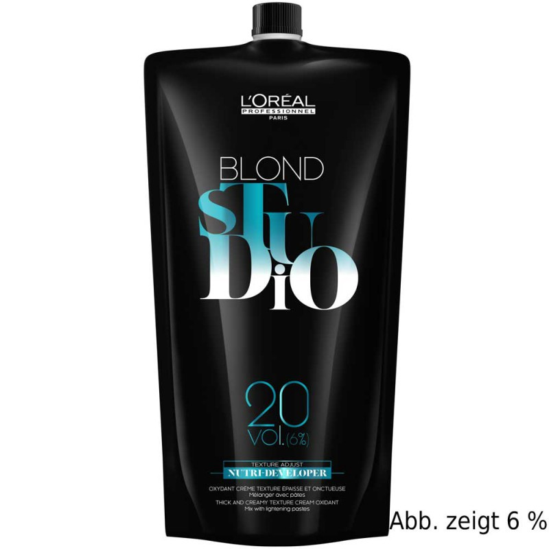 L'oreal Blond Studio Nutri-Developpeur 12%, 1000 ml