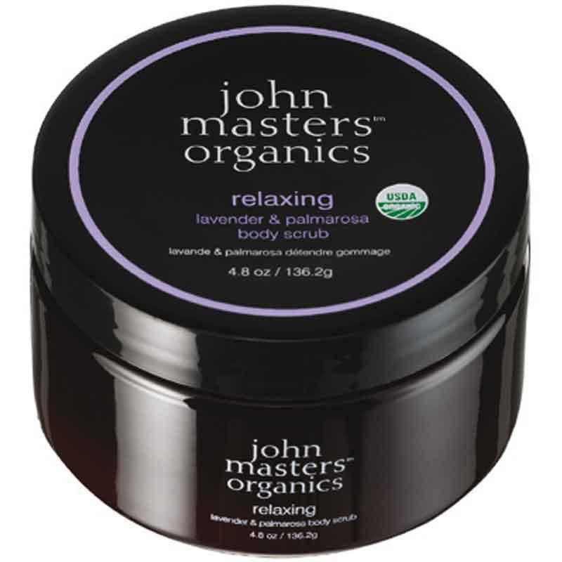 john masters organics body scrub relaxing 136 g