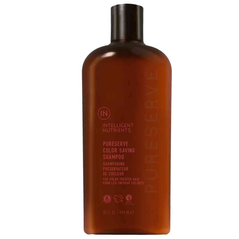 Intelligent Nutrients PureServe Color Saving Shampoo 444 ml