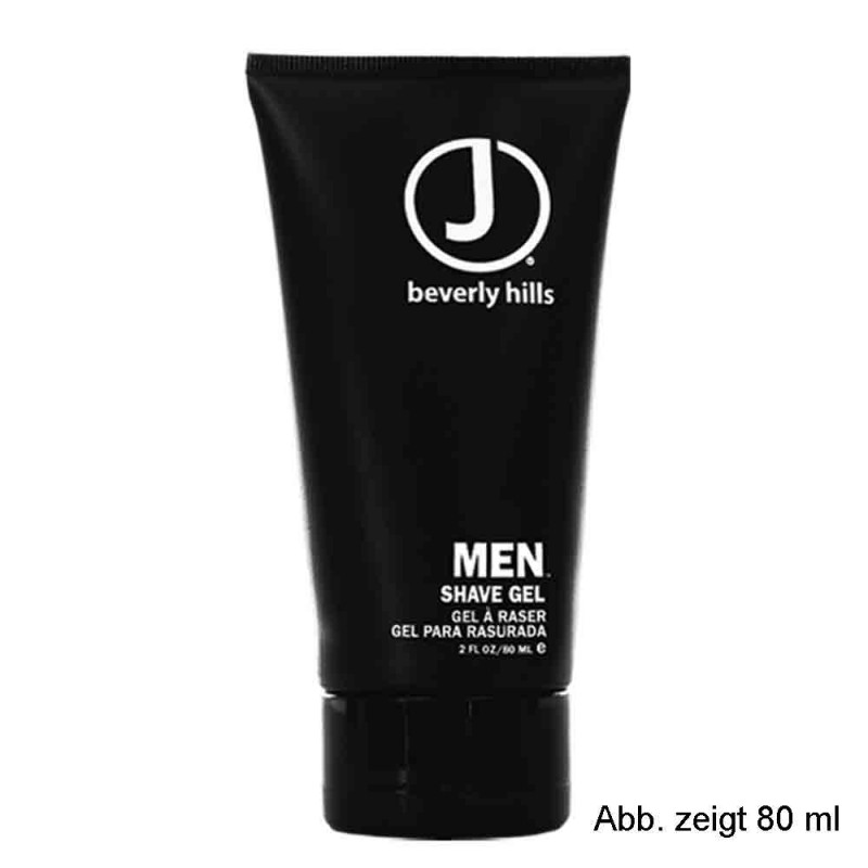 J Beverly Hills Men Shave Gel 60 ml