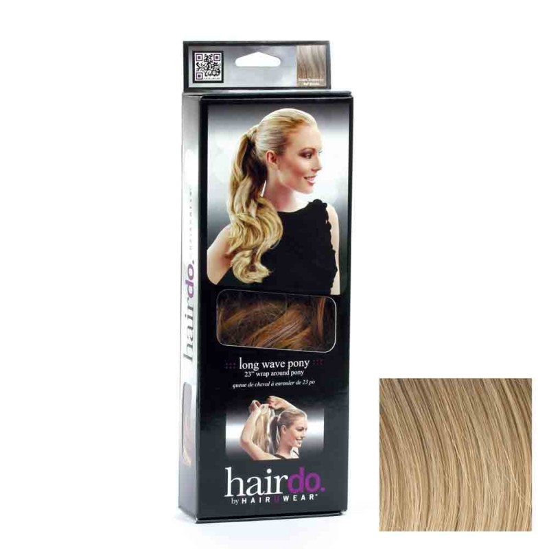 Hairdo Wrap Around Pony Wavy R1488H Golden Wheat 57 cm