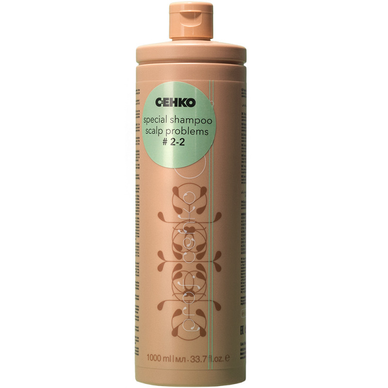 C:EHKO #2-2 Special Shampoo Scalp Problems 1000 ml