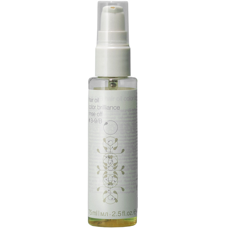 C:EHKO #3-9/B Hair Oil Color Brillance Rinse Off 75 ml