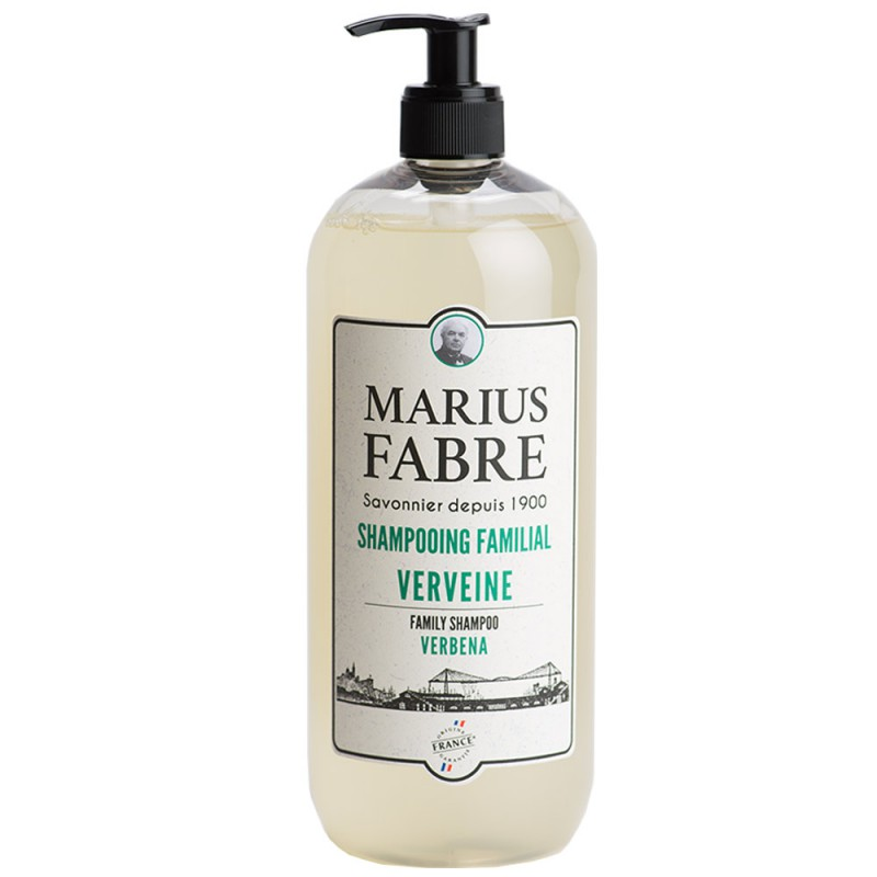 Marius Fabre Shampoo 1900 Vervine 1000 ml