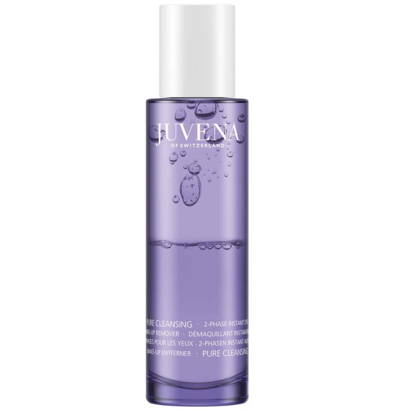 Juvena Pure 2-Phase instant Eye Make up Remover 100 ml
