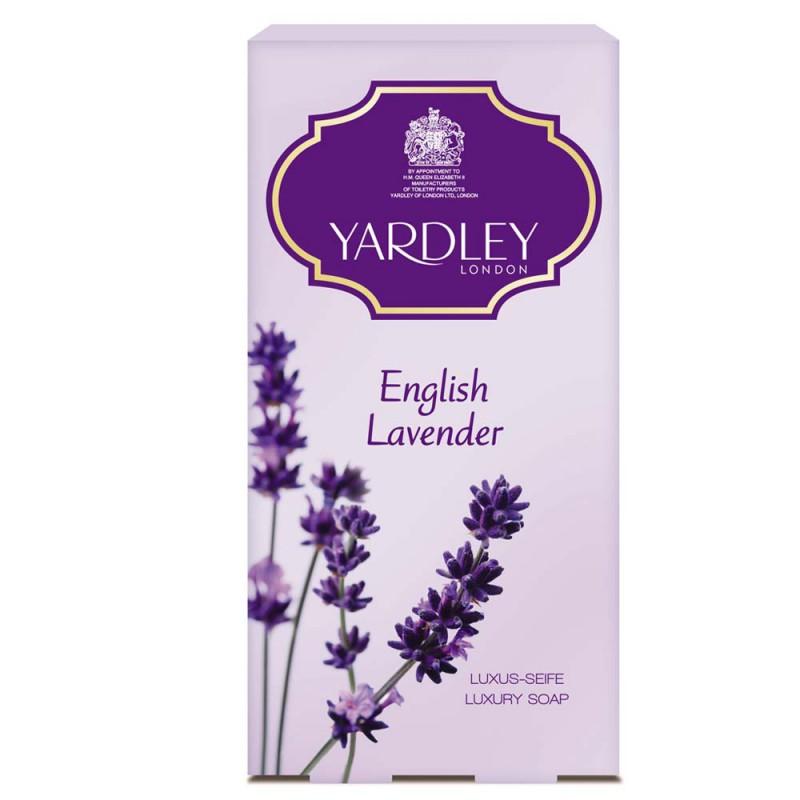 Yardley Lavender Seife 3x100g