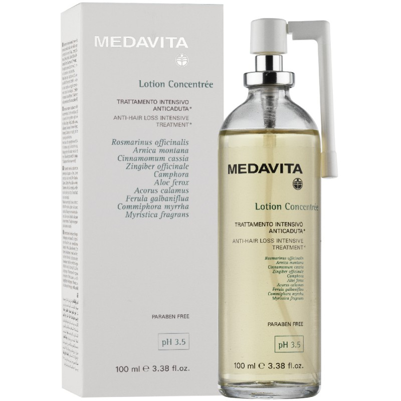 Medavita Anti-Hair loss intensive treatment & spray 100 ml