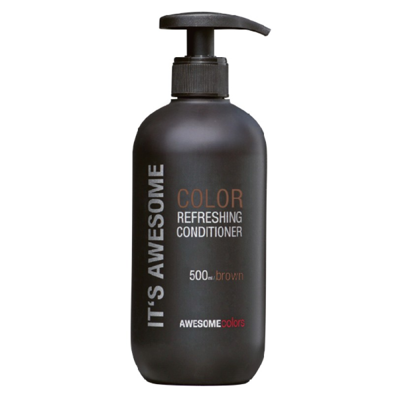 sexyhair - Color Refreshing Conditioner Brown 500 ml