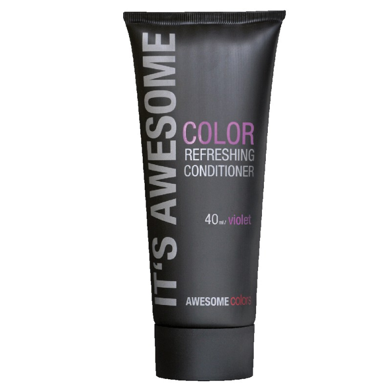 sexyhair - Color Refreshing Conditioner Violet 40 ml
