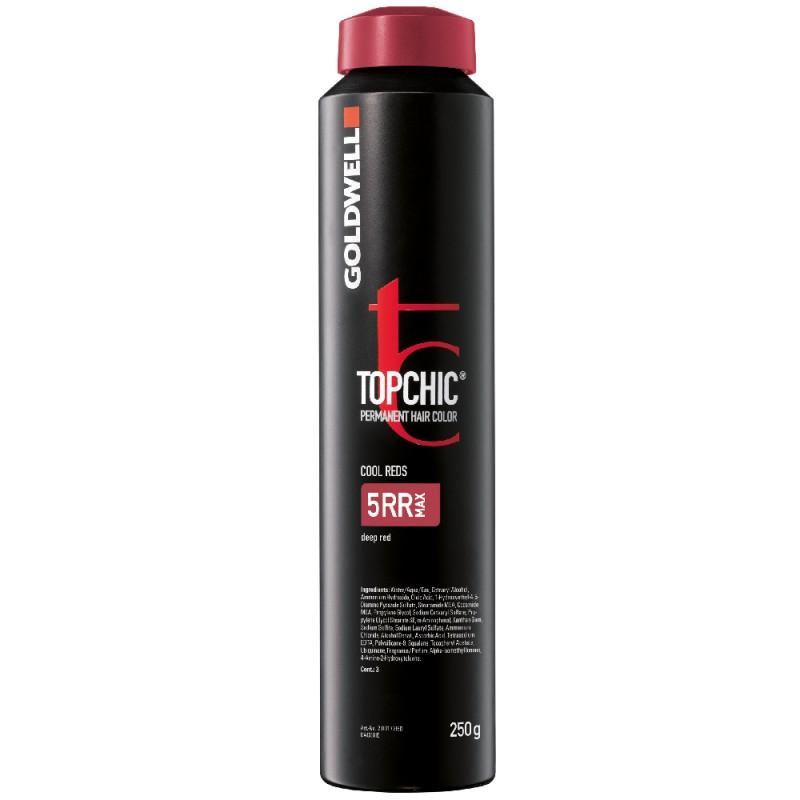 Goldwell Topchic Depot MAX deep red 5 RR 250 ml