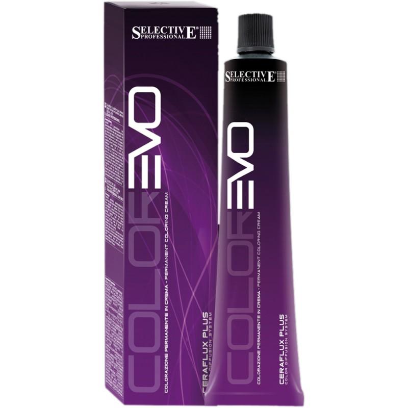 Selective ColorEvo Cremehaarfarbe 6.76 dunkelblond violett rot 100 ml