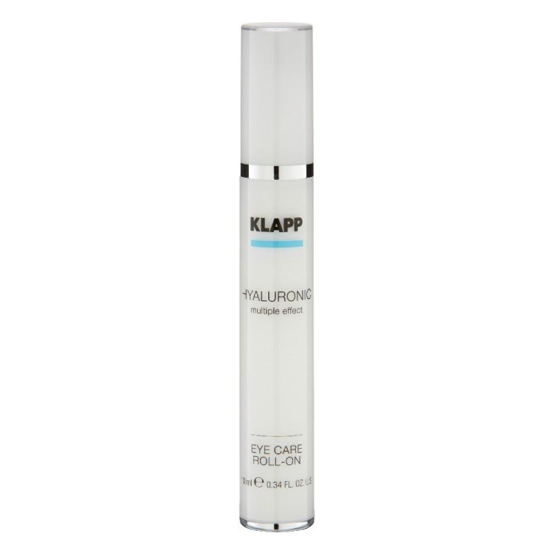 Klapp Cosmetics Hyaluronic Eye care Roll-on 10 ml