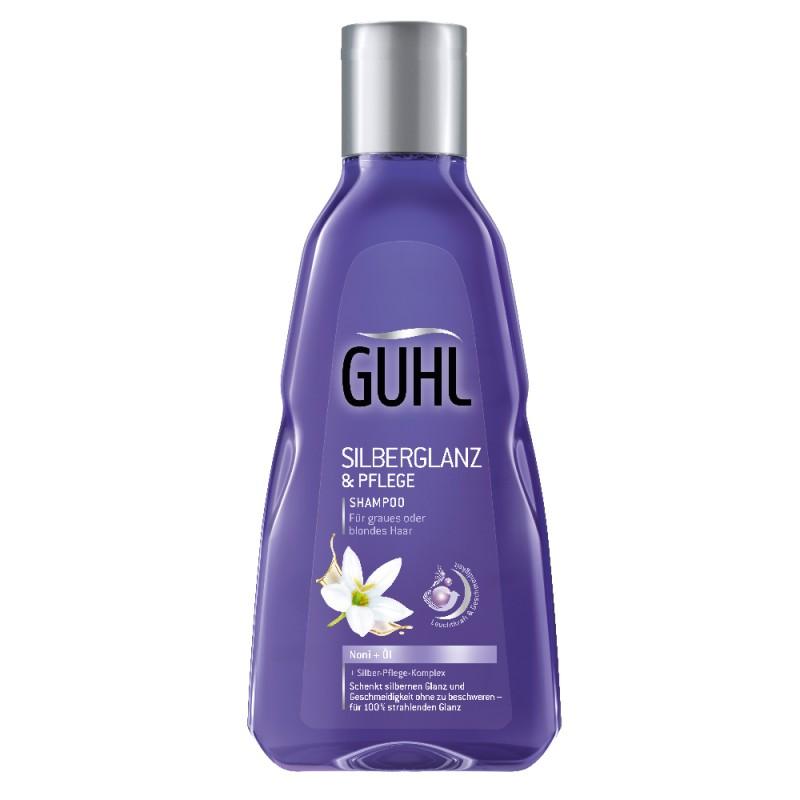 Guhl Silberglanz & Pflege Shampoo Noni + Öl 50 ml