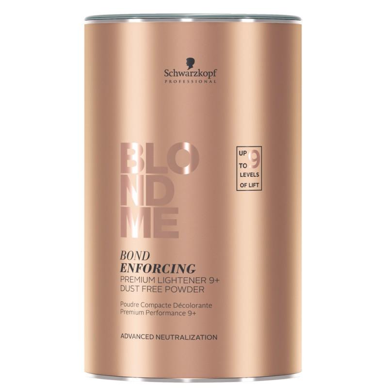 Schwarzkopf Blondme Premium Aufheller +9 450 g