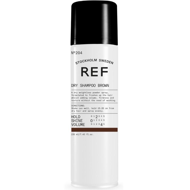 REF. 204 Dry Shampoo Brown 220 ml