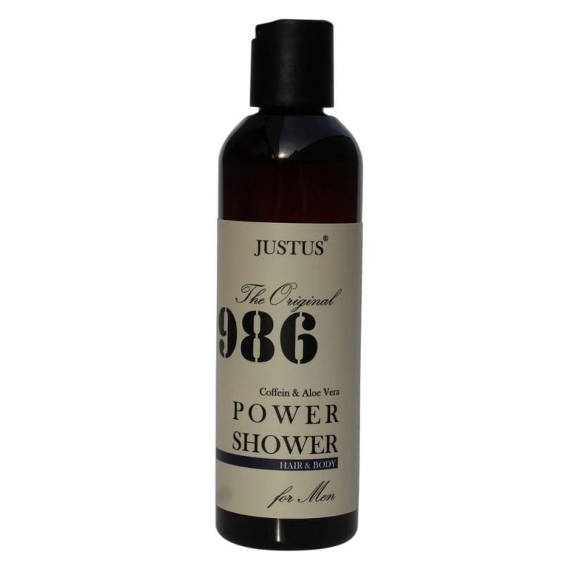 JUSTUS 1986 Power Shower 200 ml