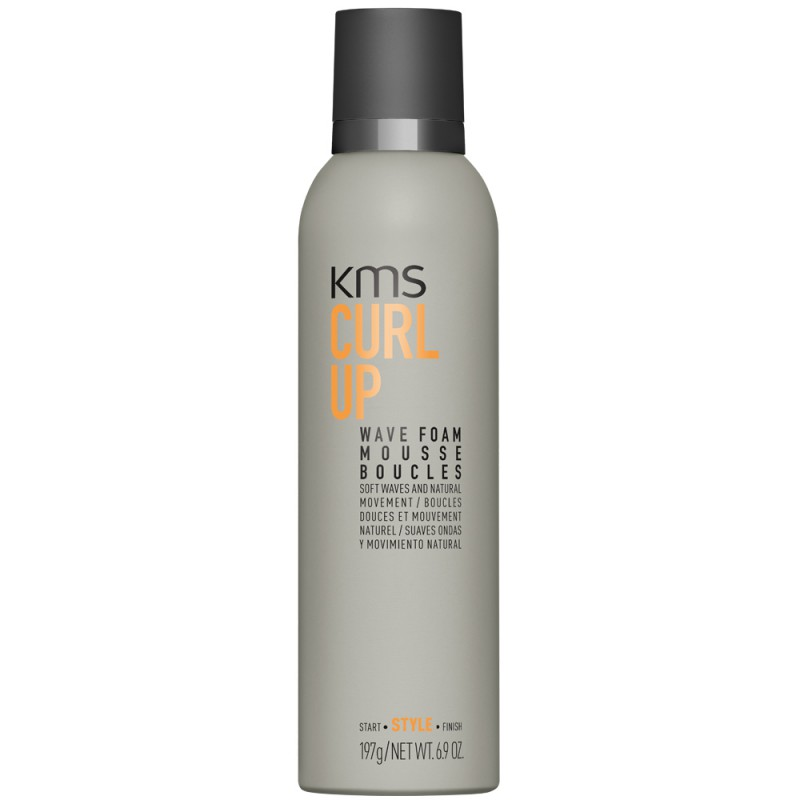 KMS Curlup Wave Foam 200 ml