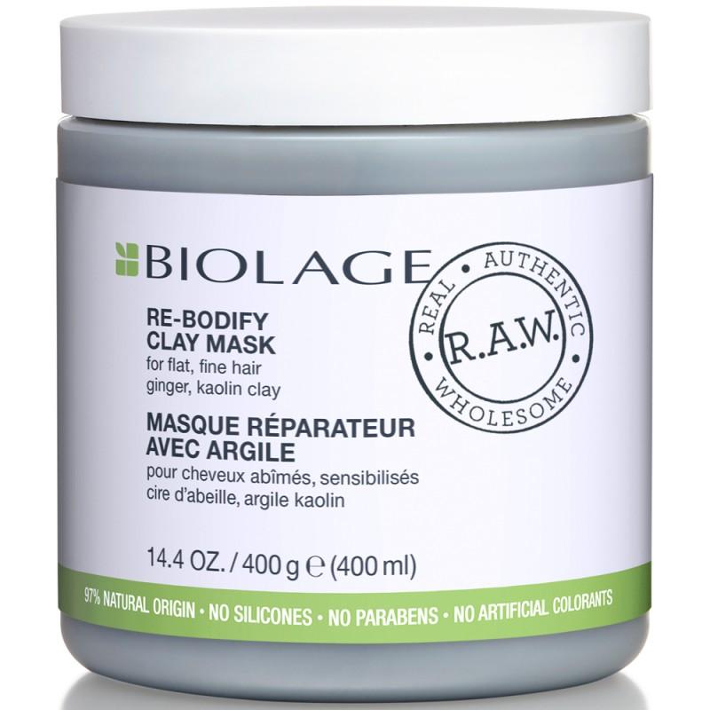 Biolage R.A.W. Rebodify Mask 400 ml