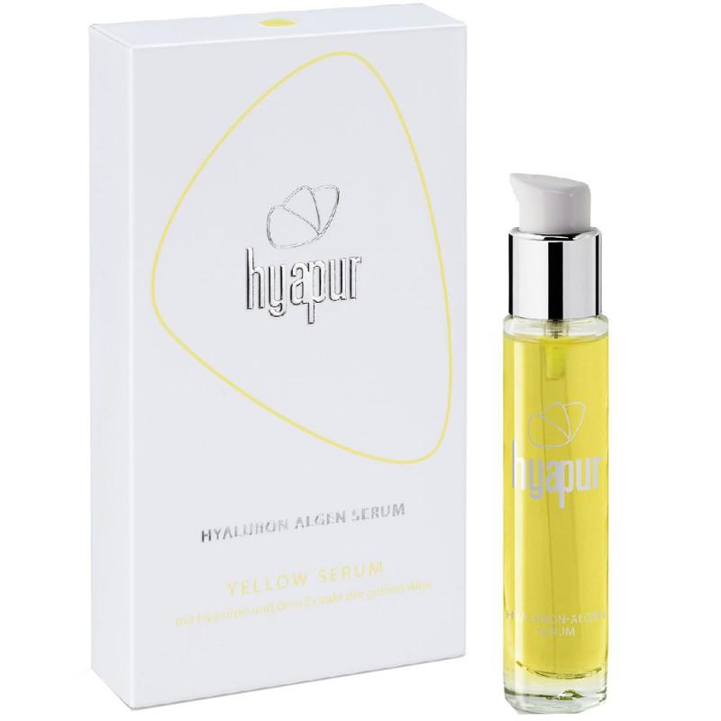 hyapur Hyaluron Algen Serum Yellow 15 ml