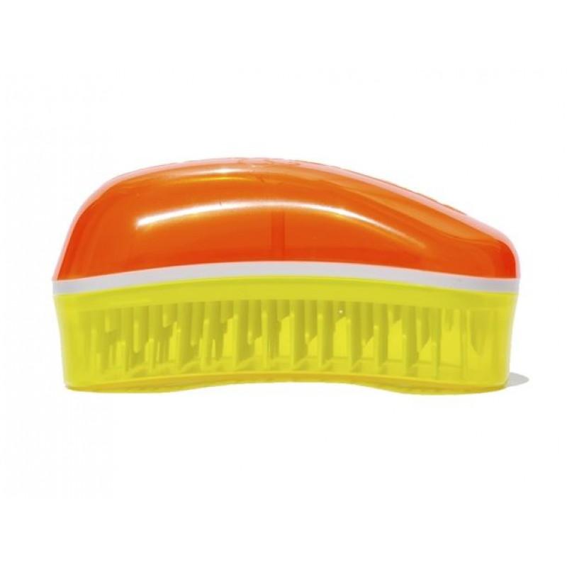 Dessata Summer Coco MINI Bürste Tangerine/Yellow