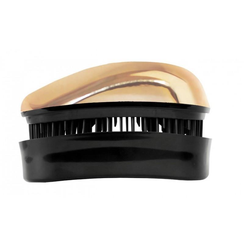 Dessata Mini Anti-Tangle Bürste Bright Edition Rose Gold