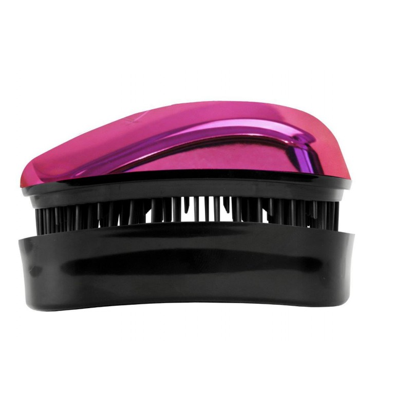 Dessata Mini Anti-Tangle Bürste Bright Edition Fuchsia