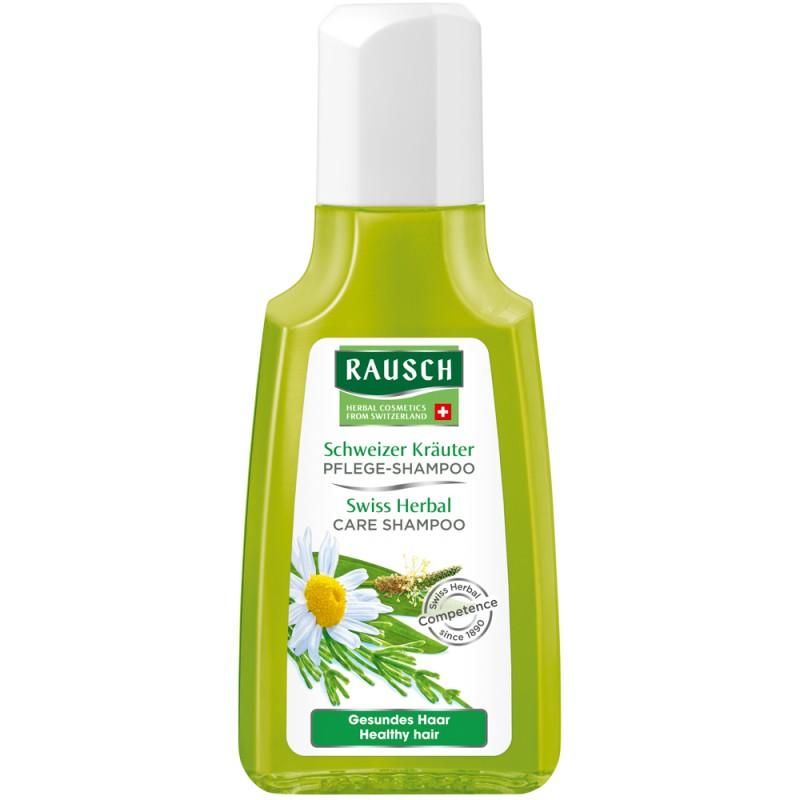 Rausch Schweizer Kräuter Pflege Shampoo 40 ml