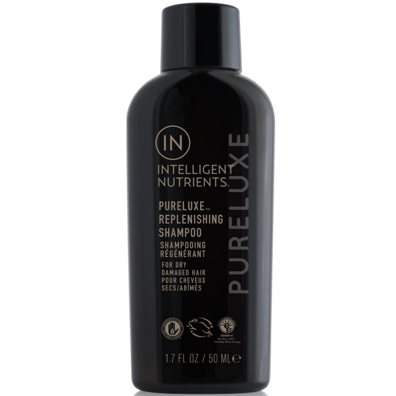 Intelligent Nutrients PureLuxe Repleneshing Shampoo 50 ml