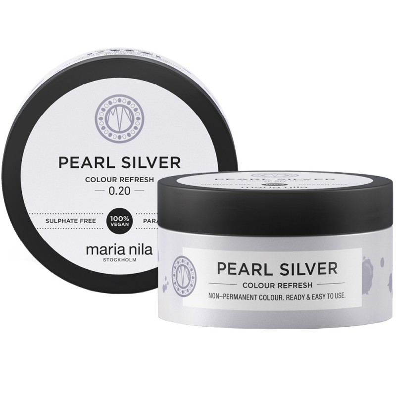 Maria Nila Colour Refresh Pearl Silver 100 ml