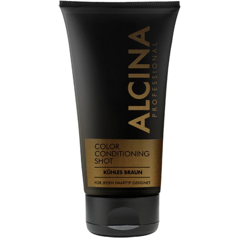 Alcina Color Conditioning Shot kühles Braun 150 ml