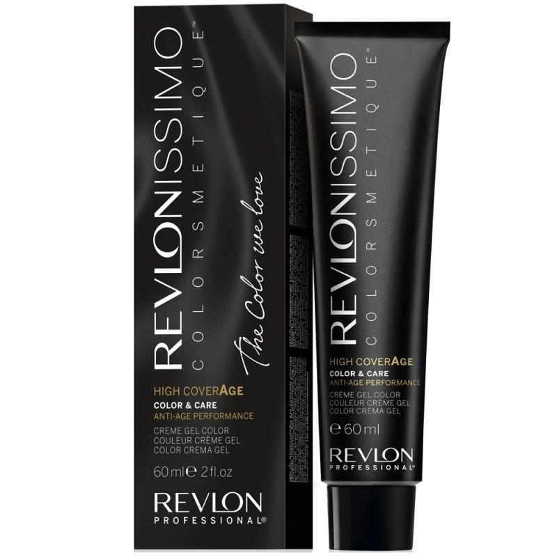 Revlon Revlonissimo Colorsmetique High Coverage 8,12 Hellblond perlmutt 60 ml