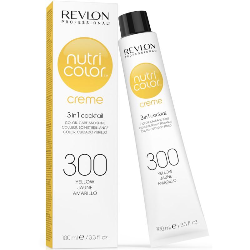 Revlon Nutri Color Cream 300 Yellow 100 ml