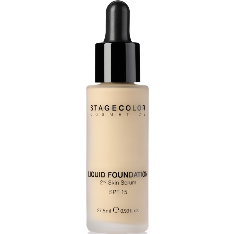 STAGECOLOR Liquid Foundation Natural Beige 27,5 ml