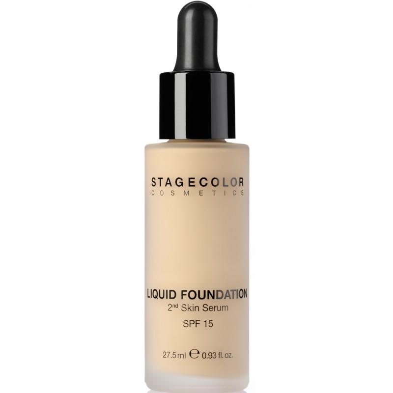 STAGECOLOR Liquid Foundation Olive Beige 27,5 ml