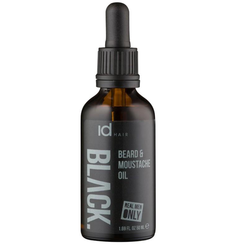 ID Hair Black for Men Beard & Mustache Oil 50 ml