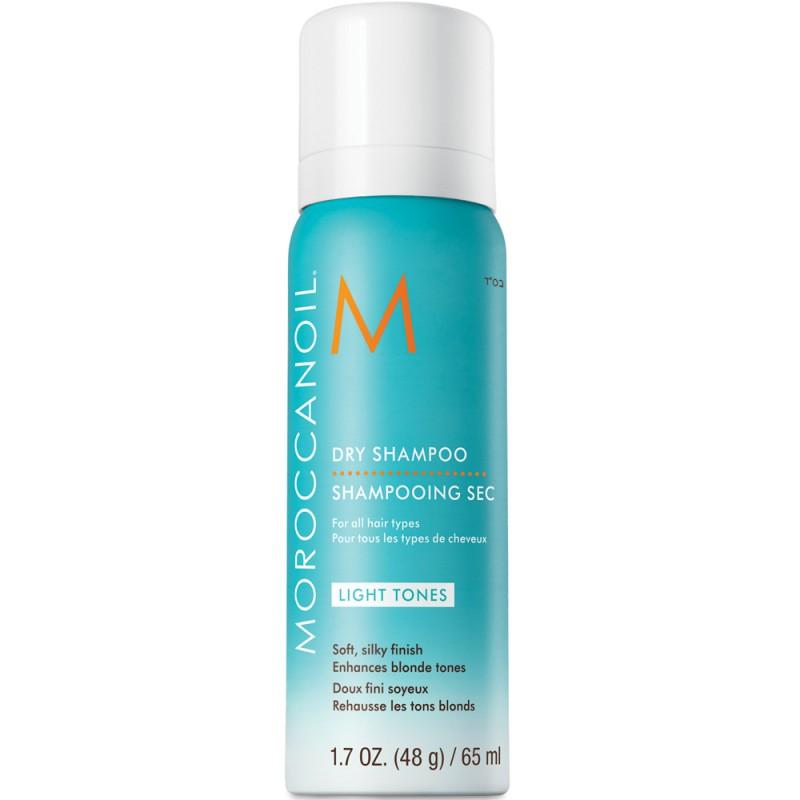 Moroccanoil Trockenshampoo für helles Haar 65 ml