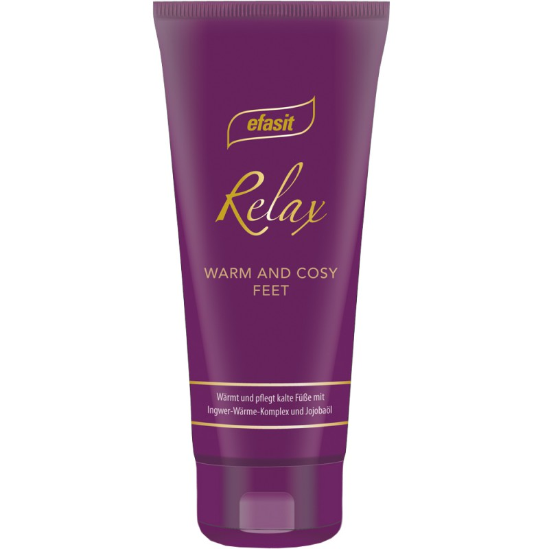 efasit RELAX Warm and Cosy Feet 200 ml
