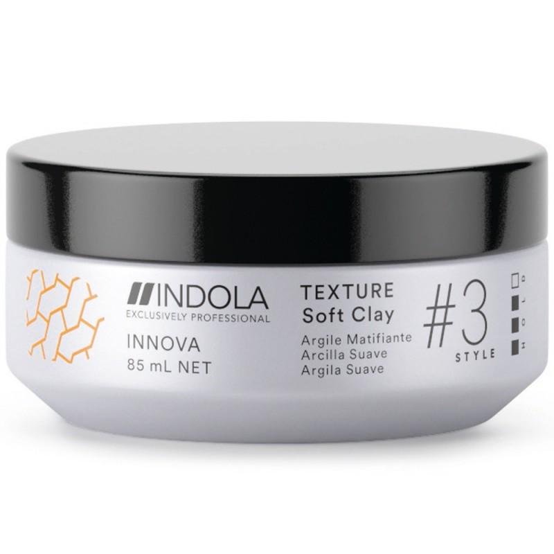 Indola Innova Texture Soft Clay 85 ml