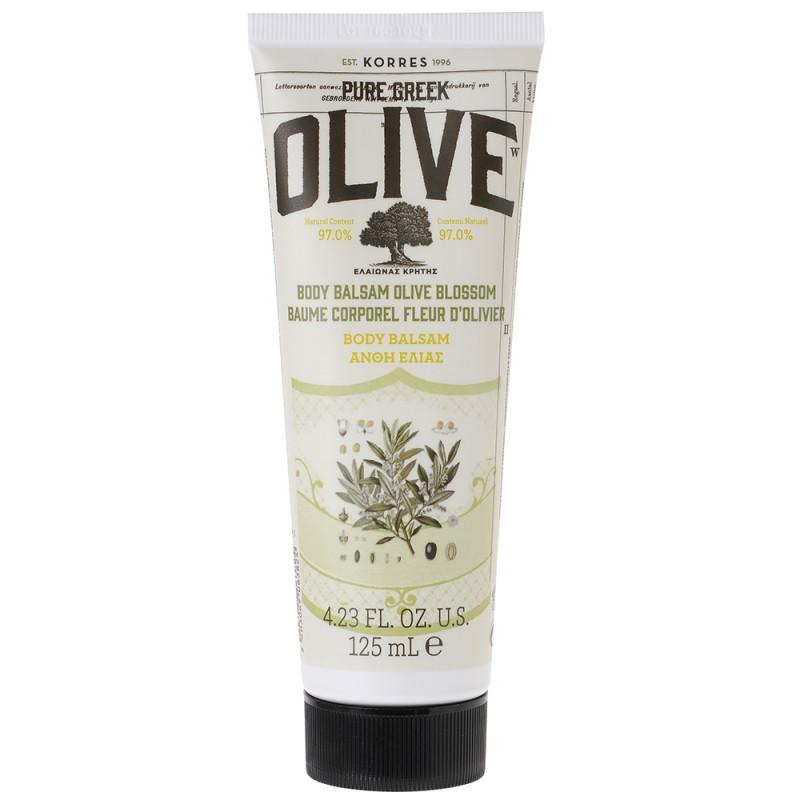 Korres Olive Blossom Körperbutter 125 ml