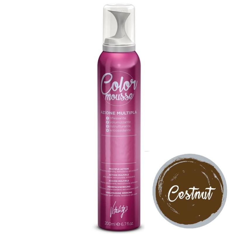 Vitality's Art CM Color Mousse chestnut 200 ml