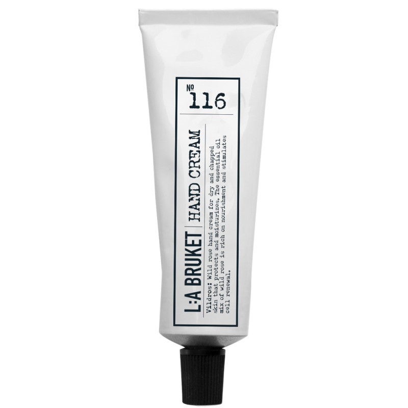 L:A BRUKET No.116 Hand Cream Wild Rose 30 ml