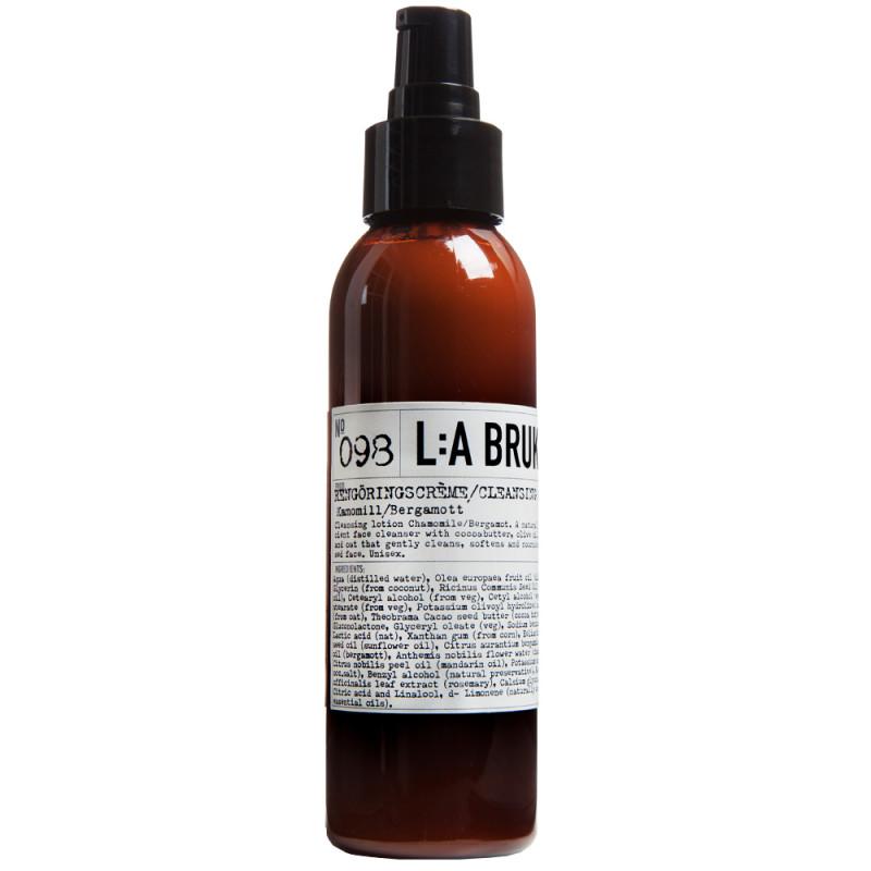 L:A BRUKET No.98 Face Cleanser 120 ml