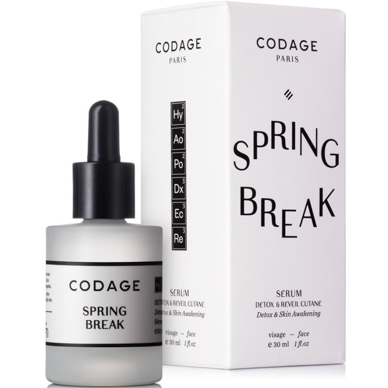 "Codage ""Spring Break"" - Detox & Skin Awakening 30 ml"