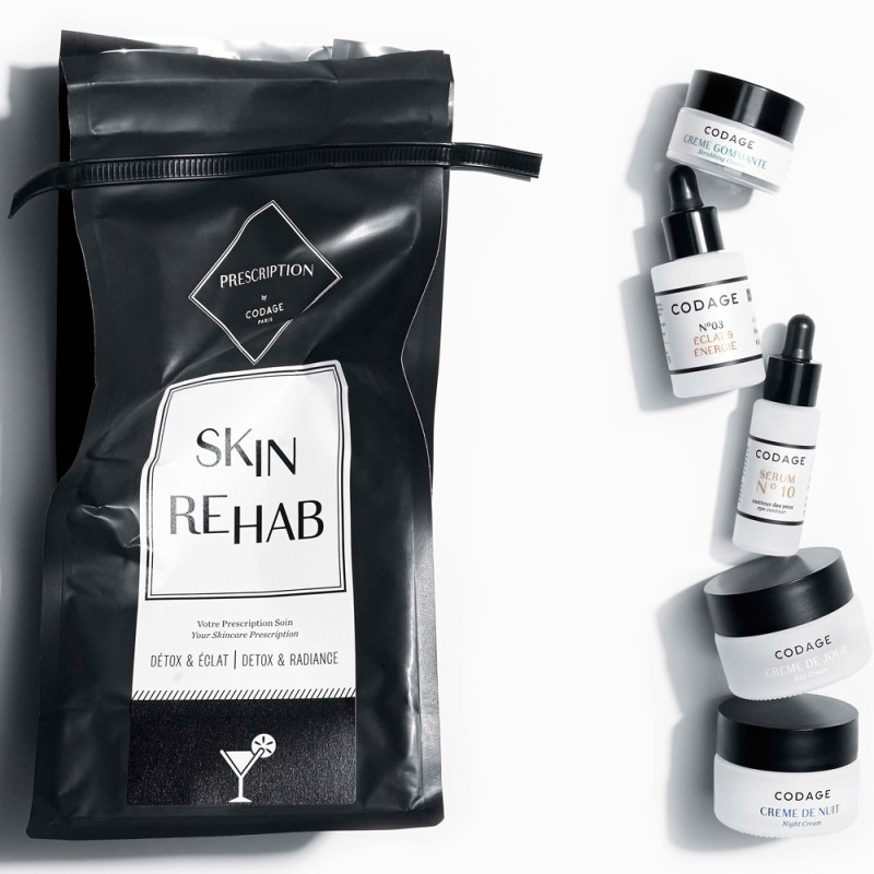 Codage Prescription - Skin Rehab Set