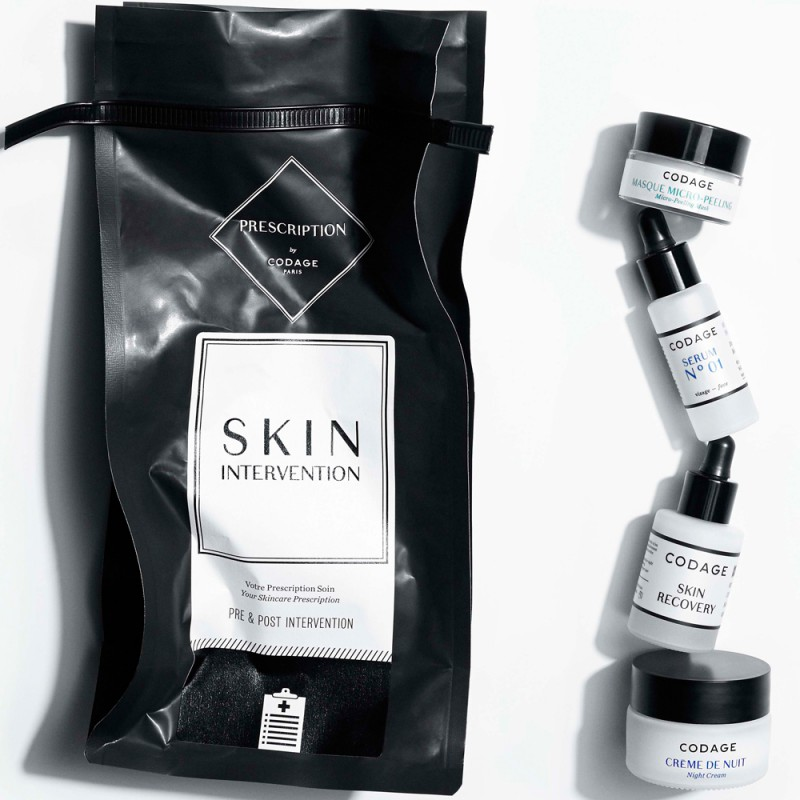 Codage Prescription - Skin Intervention Set