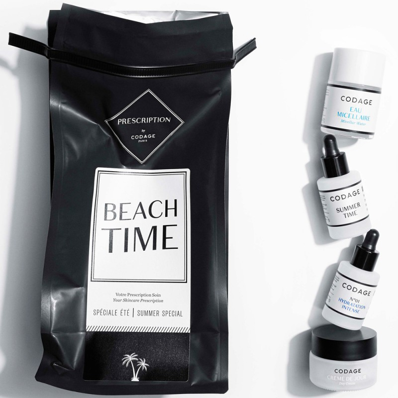 Codage Prescription - Beach Time Set