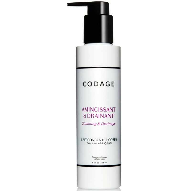 Codage Concentrated Milk - Slimming & Draining 150 ml